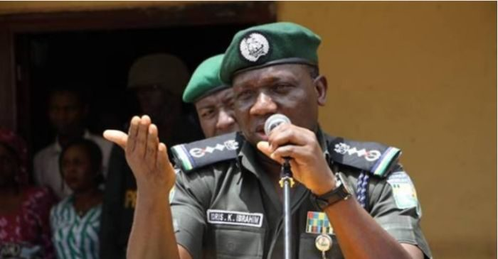 Nigerians Supporting #Endsars Are Criminally Minded – IG Of Police Igp-3-11