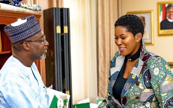 Nollywood Actress, Stephanie Okereke Gets FG Appointment Image033