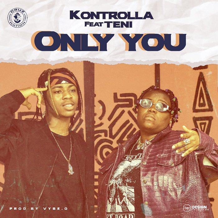 [Music] Kontrolla – Only You Ft. Teni | Download Mp3 Image142