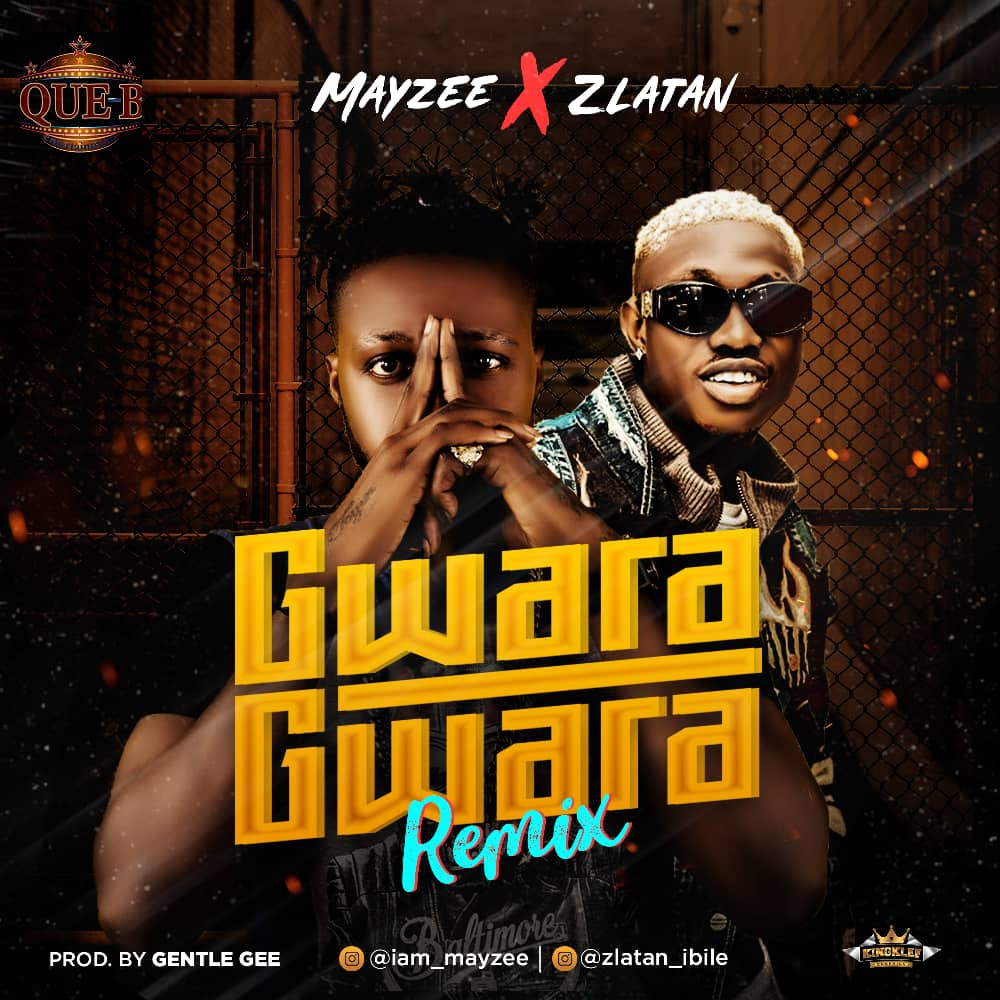 "Mayzee – ""Gwara Gwara (Remix)"" Ft. Zlatan 