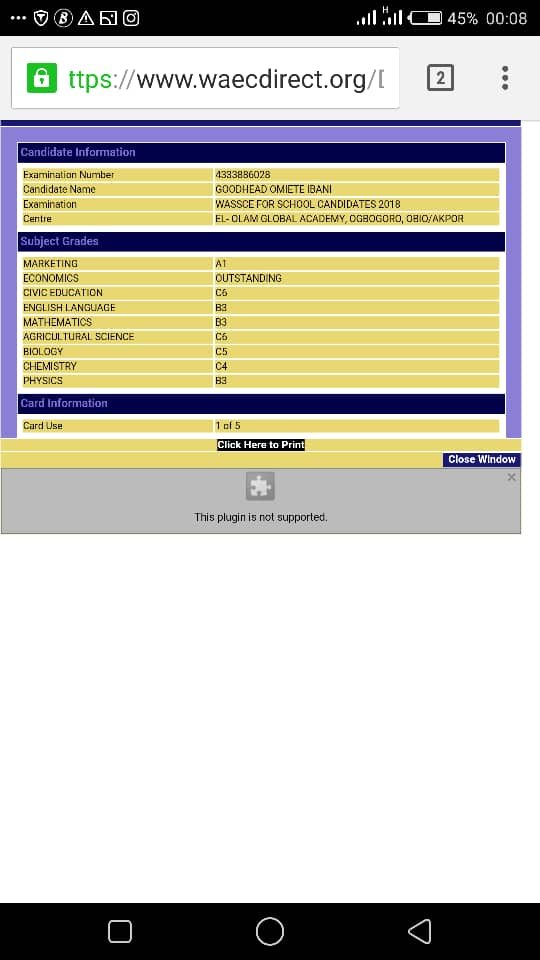 How To Get 2018 Waec Gce Questions and answers   Aug/Oct Waec Exam  Img-2018