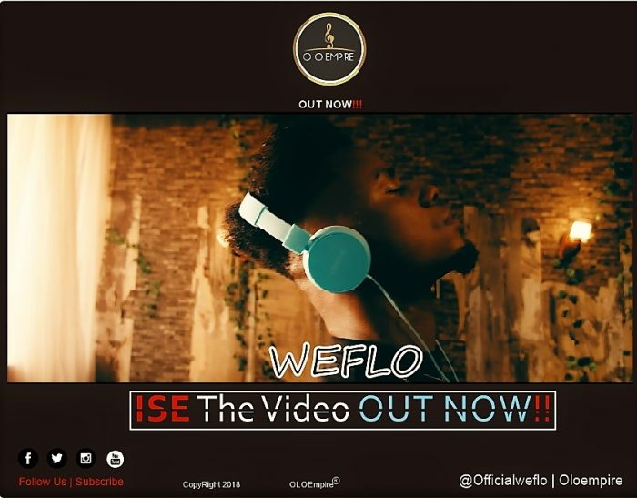 [Download Video] Ise (Work) By  Weflo  Img-2036