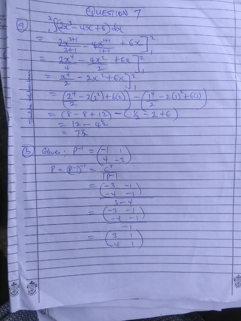 2018 Waec Gce Mathematics Objective and Theory Questions and Answers   Waec Exam Expo  Img-2077
