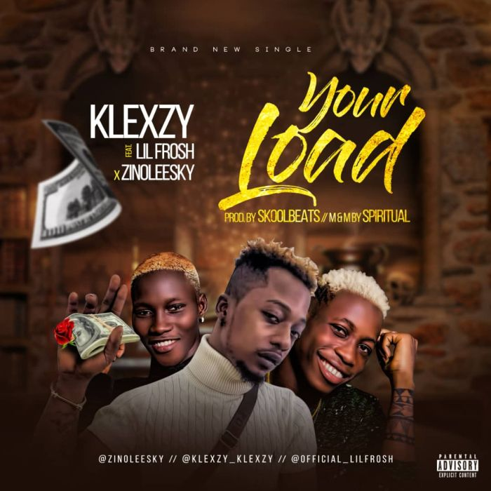 Klexzy x LilFrosh x Zinoleesky – Your Load | 9Jatechs Music Mp3 Img-2172