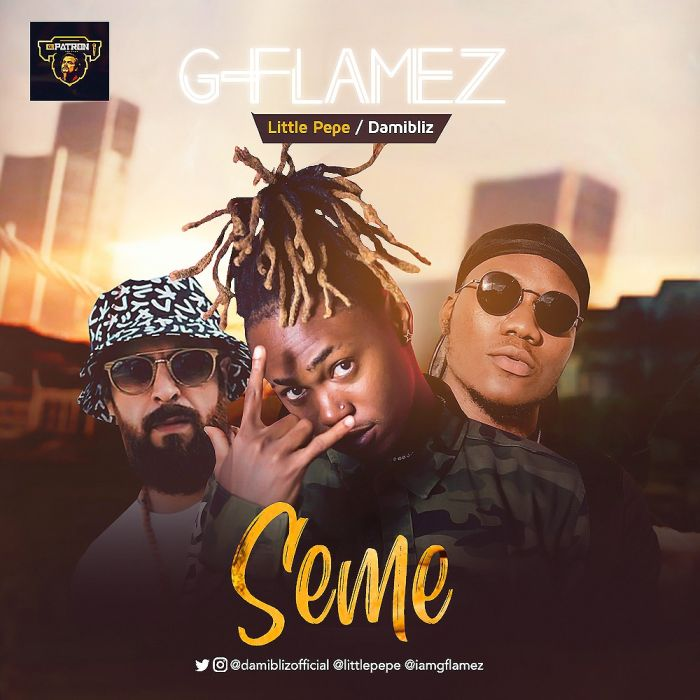 "G – Flamez – ""Seme"" Ft. Little Pepe & Damibliz | 9Jatechs Music Mp3 Img-2192"