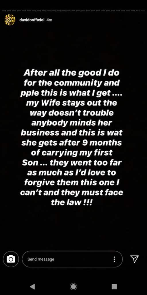 Alleged Pregnancy: Ladies Who Accused Davido, Arrested and Handcuffed Img-2291