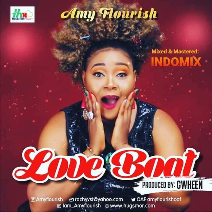 [Music] Amy Flourish – Love Boat   Mp3 Img-2312