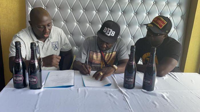 Luc Belaire Signs KOGBAGIDI as Brand Influencer Img-2315