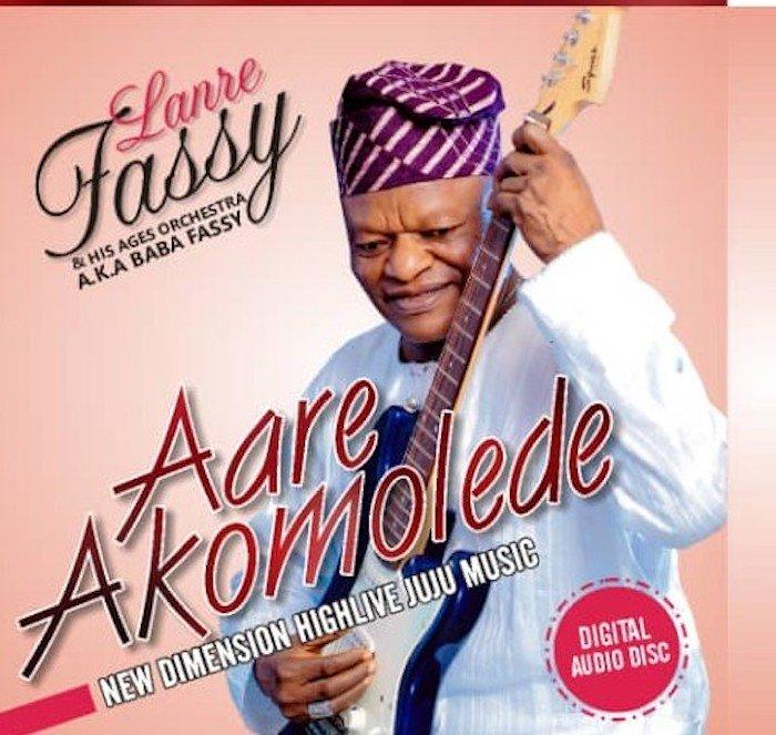[Music] Lanre Fassy – Aare Akomolede | Mp3 Img-2349