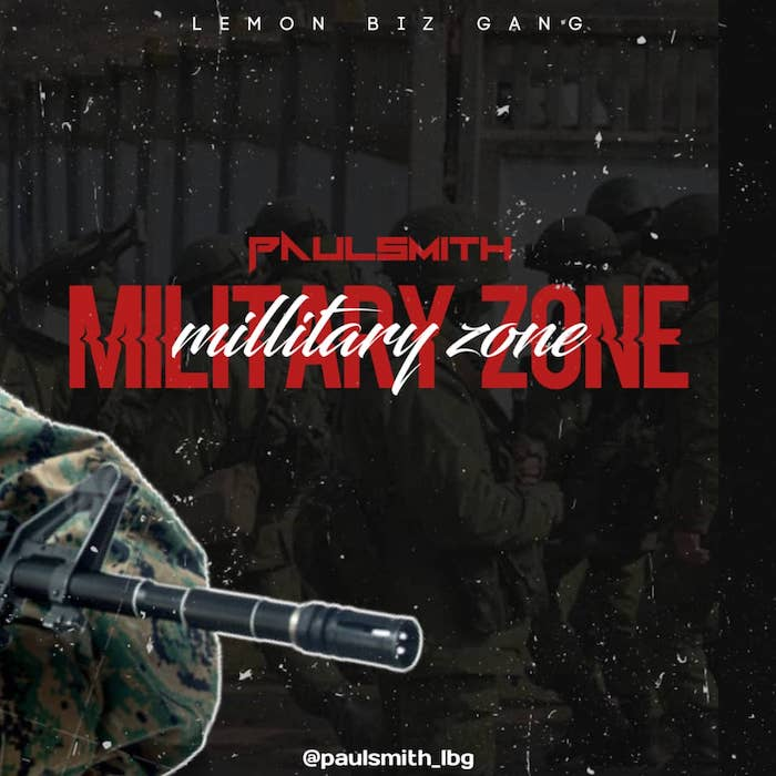 [Music] Paulsmith – Military Zone | Mp3 Img-2490