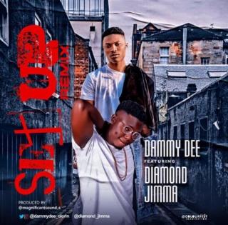 [Music] Dammydee Ft. Diamond Jimma – Set Up (Remix)   Mp3 Img-2507