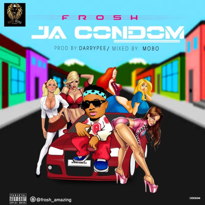 [Download Music] Ja Condom (Prod. by Darrypee) by Frosh  Img_2013