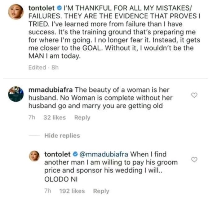 """""""When I Find Another Man, I Will Pay His Groom Price And Sponsor The Wedding""""- Tonto Dikeh Img_2085"""