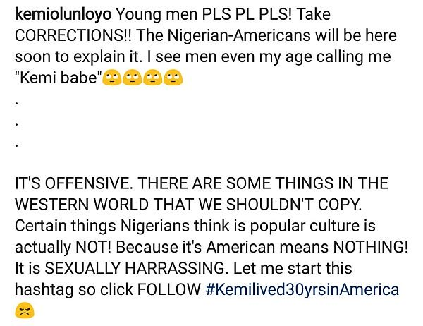"""""""Never Call A Woman 'Babe' Unless You Are Dating Her"""" – Kemi Olunloyo Says Img_2092"""