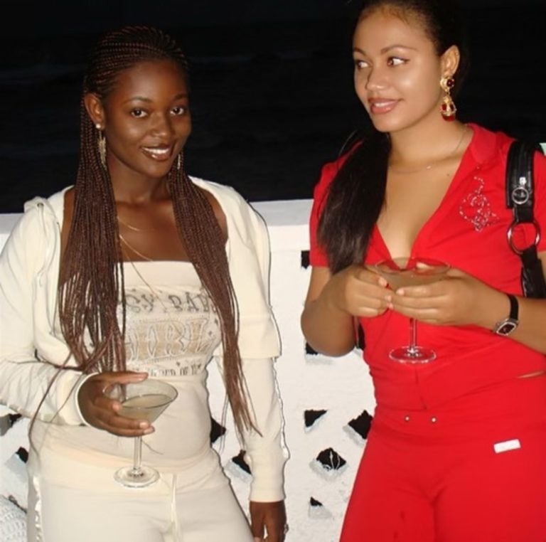 Nadia Buari celebrates Jackie Appiah's birthday with lovely throwback photo Img_2105