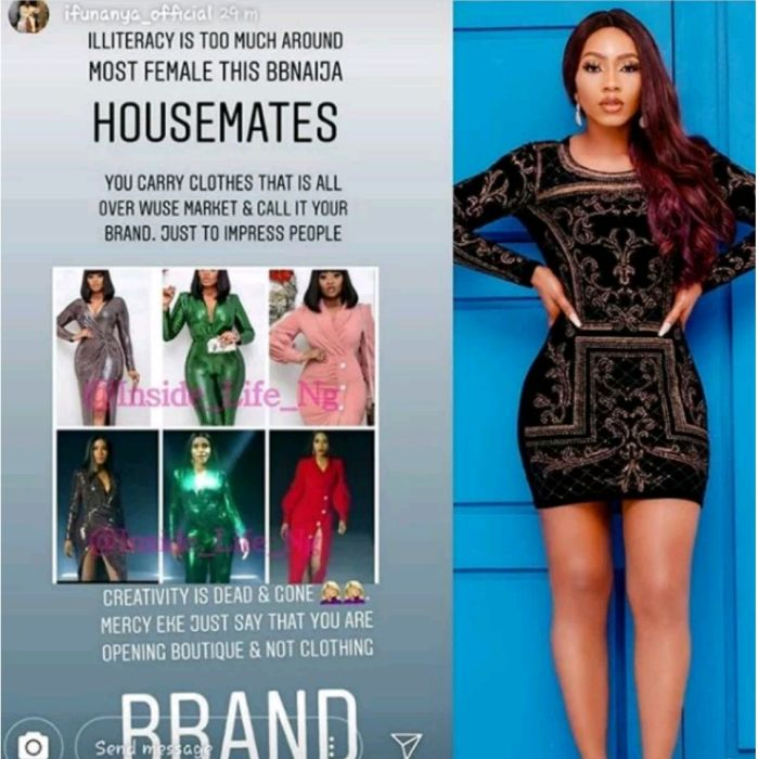 """""""You Carry Clothes That Is All Over The Market And Call It Your Brand""""- Lady Blasts Mercy Eke Img_2137"""