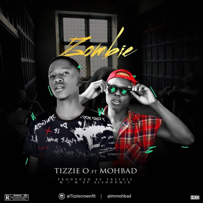 """Tizzie O – """"Zombie"""" Ft. Mohbad 