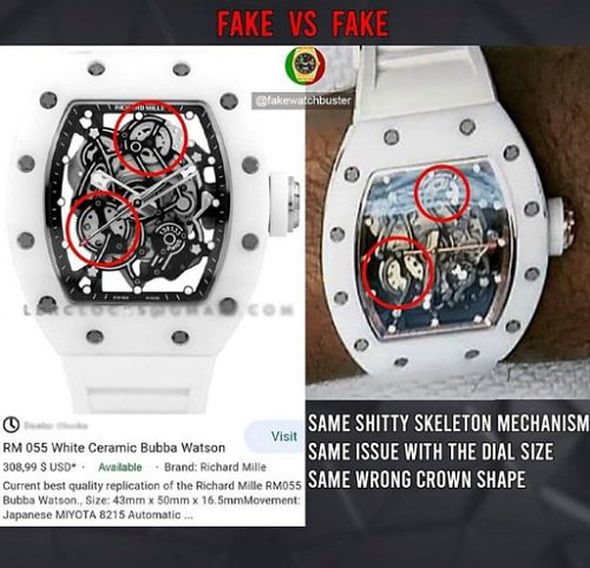 Peter Okoye Called Out For Wearing Fake Richard Mille Wrist Watch Img_2814
