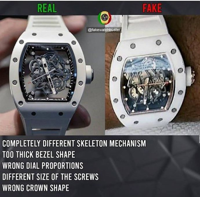 Peter Okoye Called Out For Wearing Fake Richard Mille Wrist Watch Img_2815