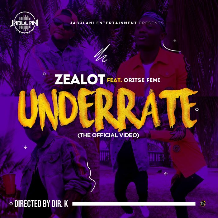 [Download Video] Underrate By Zealot Ft. Oritsefemi  Img_5010