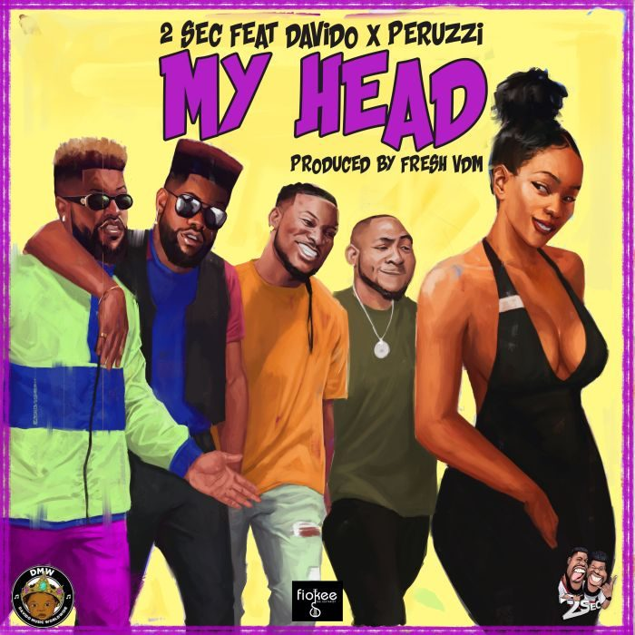 [Download Music] 2sec Ft. Davido & Peruzzi – My Head Img_6511