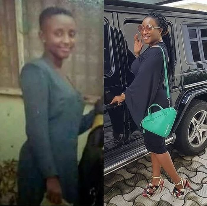 This Throwback Picture Of Actress Ini Edo Will Inspire You Ini10