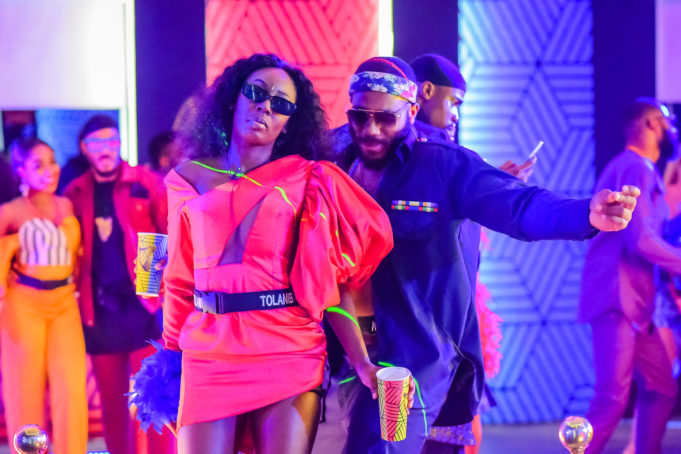 2020BBNaija: Colorful Photos From The Second Lockdown Night Party. Inn_6210