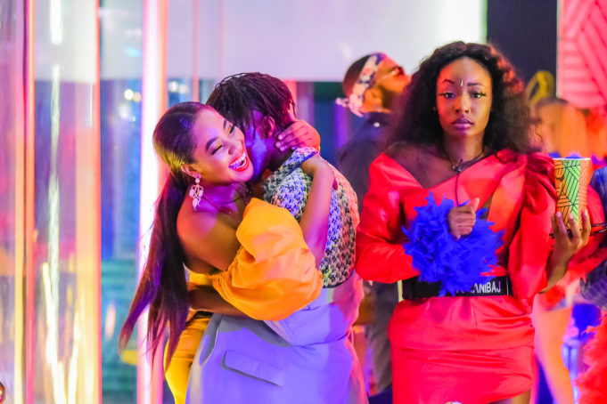 2020BBNaija: Colorful Photos From The Second Lockdown Night Party. Inn_6510
