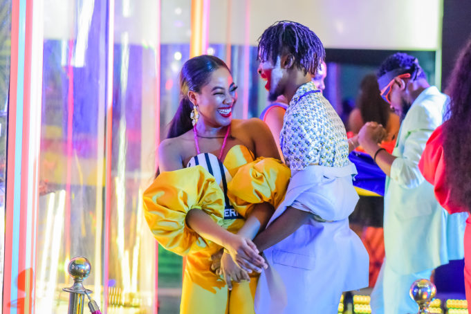 2020BBNaija: Colorful Photos From The Second Lockdown Night Party. Inn_6511