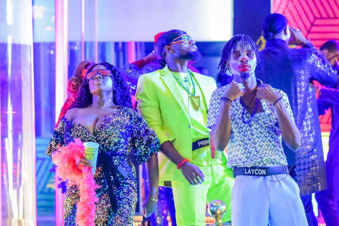 2020BBNaija: Colorful Photos From The Second Lockdown Night Party. Inn_6710
