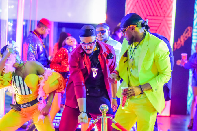2020BBNaija: Colorful Photos From The Second Lockdown Night Party. Inn_6912