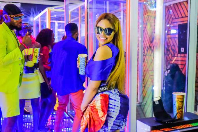2020BBNaija: Colorful Photos From The Second Lockdown Night Party. Inn_7110