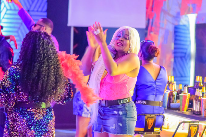 2020BBNaija: Colorful Photos From The Second Lockdown Night Party. Inn_7610