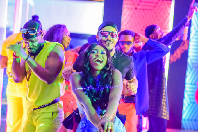 2020BBNaija: Colorful Photos From The Second Lockdown Night Party. Inn_7612