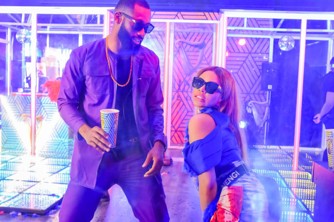 2020BBNaija: Colorful Photos From The Second Lockdown Night Party. Inn_7710