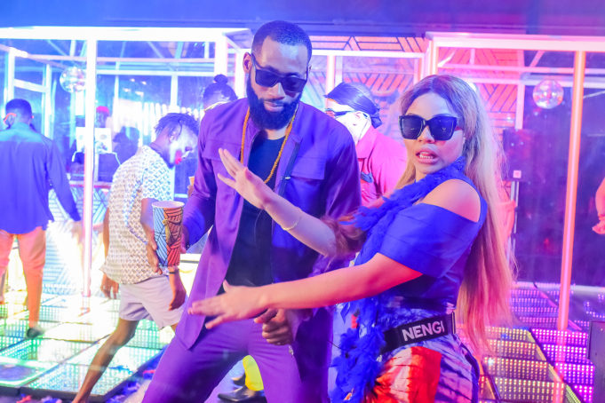 2020BBNaija: Colorful Photos From The Second Lockdown Night Party. Inn_7711