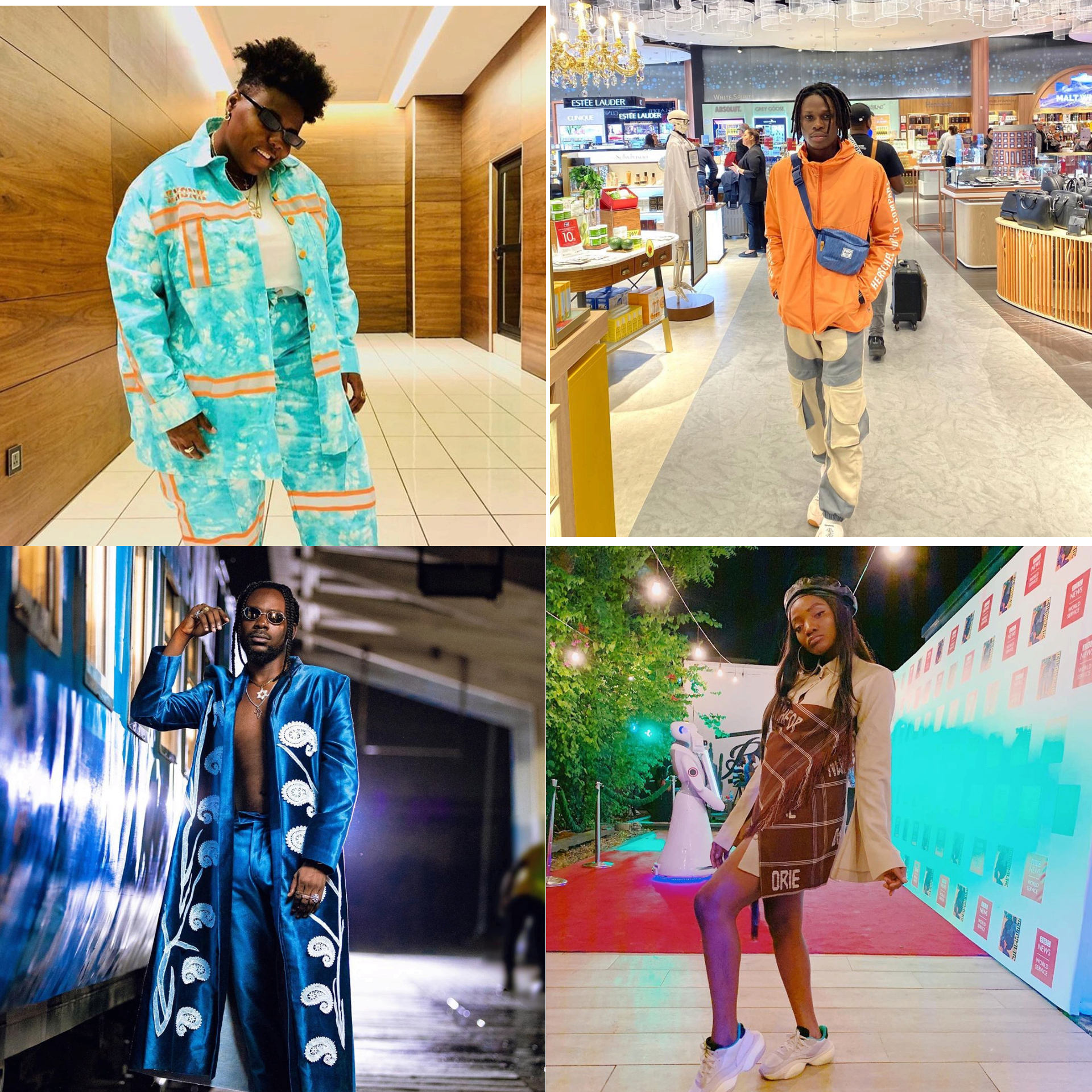 Adekunle Gold, Simi Or Teni, Who Do You Wish Fireboy DML Should Feature To Boost His Career In 2020?  Insho176