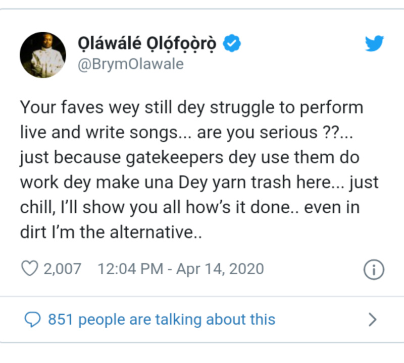 Topics tagged under brymo on 9jaloud Forums  Insho244