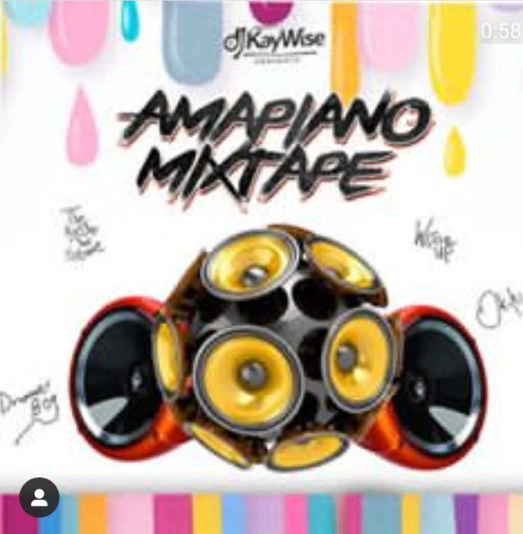 [Mixtape] DJ Kaywise - Amapiano Mixtape | Mp3 Insho353