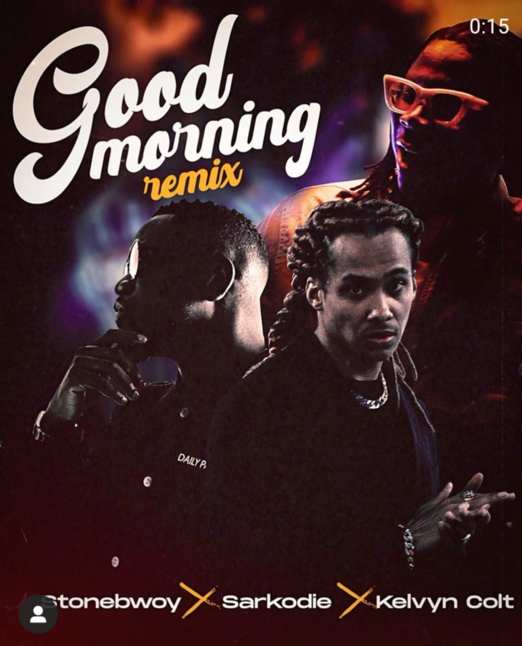 [Music] Stonebwoy – Good Morning (Remix) feat. Sarkodie & Kelvyn Colt | Mp3 Insho391