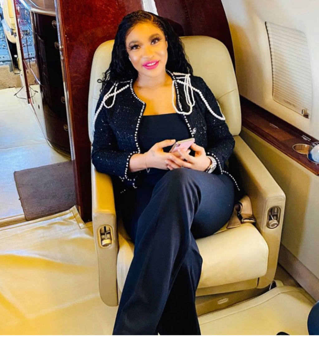 """""""Don Jazzy And Tee Billz Saved Me From Killing Myself"""" – Tonto Dikeh Cries Out Insho411"""