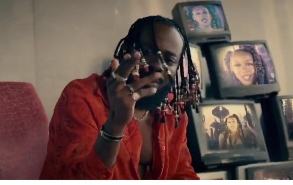 [Video] Adekunle Gold — AG Baby ft. Nailah Blackman | Mp4 Insho452