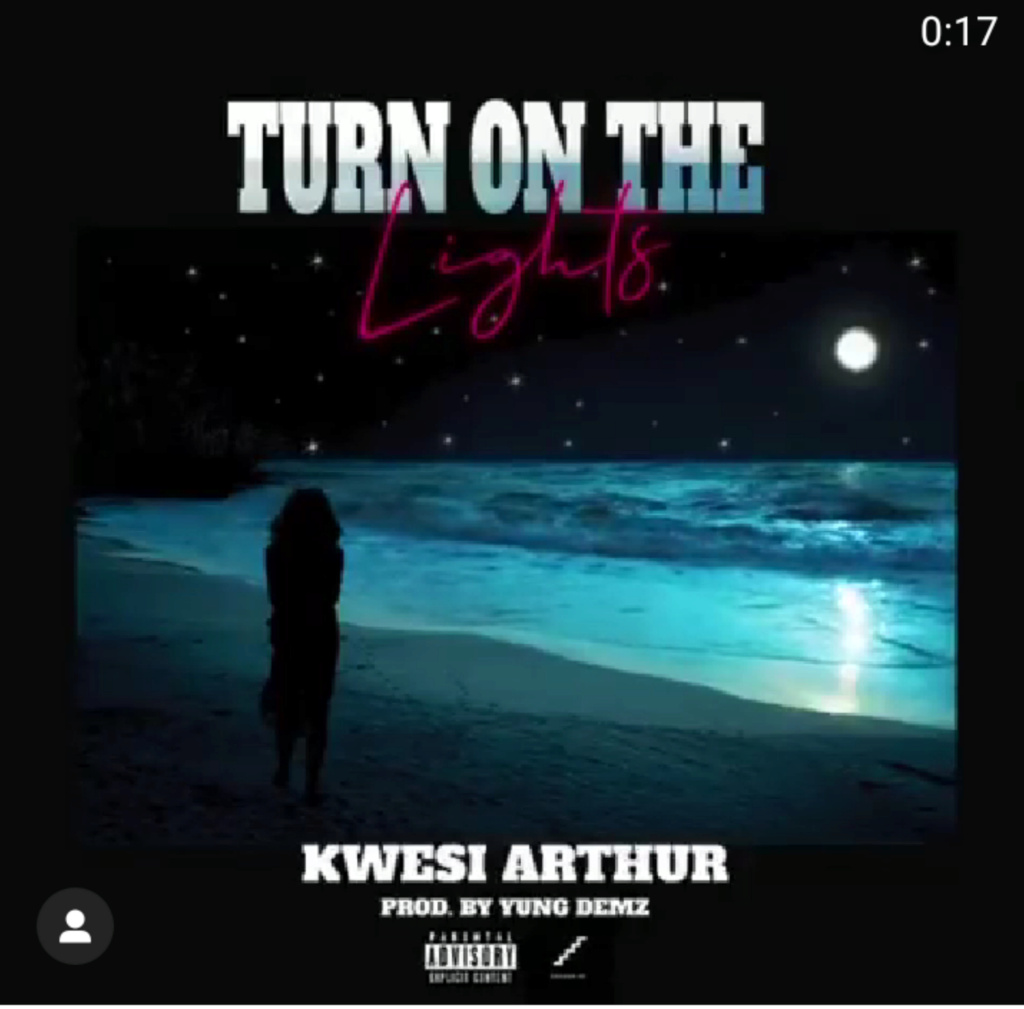 [Music] Kwesi Arthur – Turn On The Lights | Download Mp3 Insho487