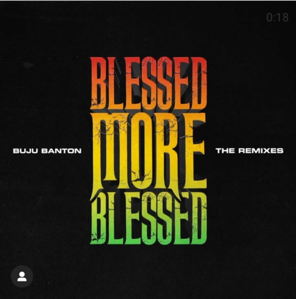 [Music] Buju Banton – Blessed (Remix) ft. Patoranking | Download Mp3 Insho491