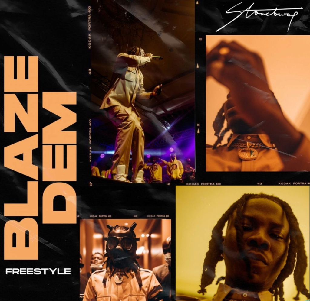 [Music] Stonebwoy – Blaze Dem (Freestyle) | Download Mp3 Insho510