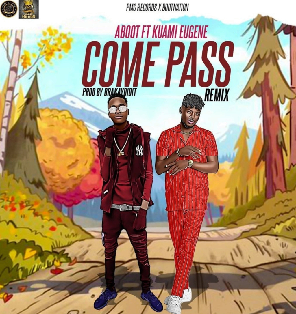 [Music] Aboot – Come Pass (Remix) ft. Kuami Eugene | Download Mp3 Insho512