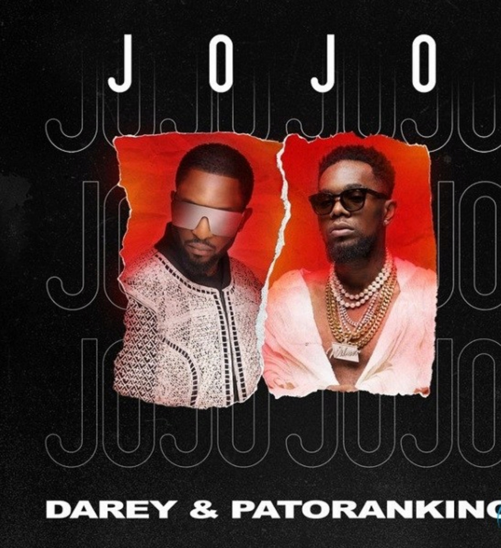 [Music] Darey – Jojo ft. Patoranking | Download Mp3 Insho518