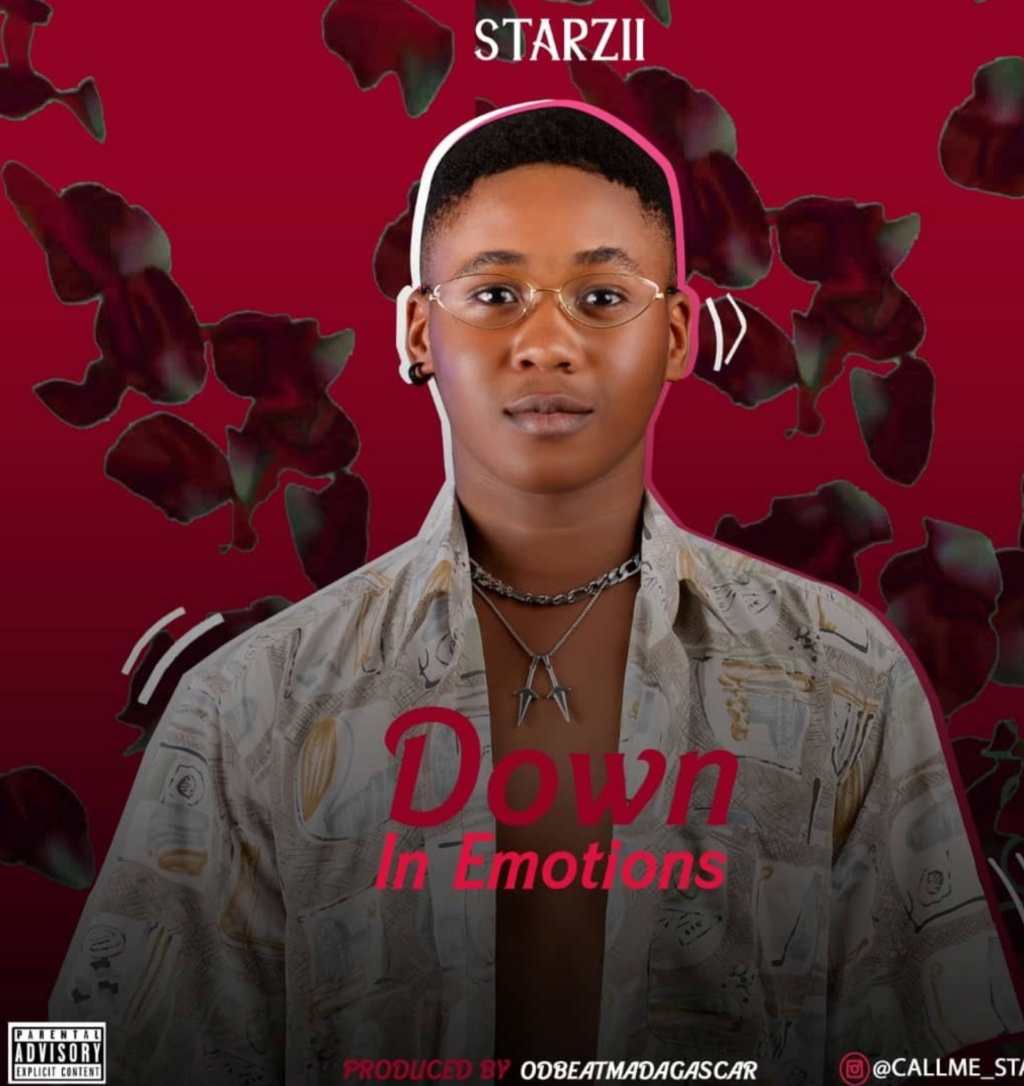 [Music] Starzii — Down in Emotions | Download Mp3 Insho531