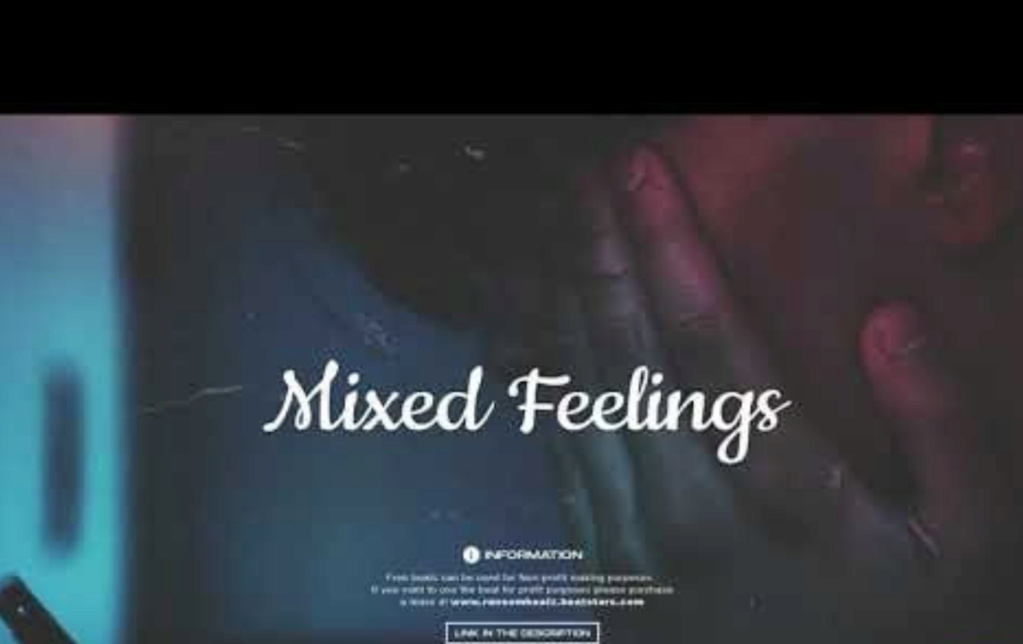 [FREE BEAT] Ransom Beatz — Mixed Feelings (Burna boy x Afrobeat Type Beat) | Download Mp3 Insho561