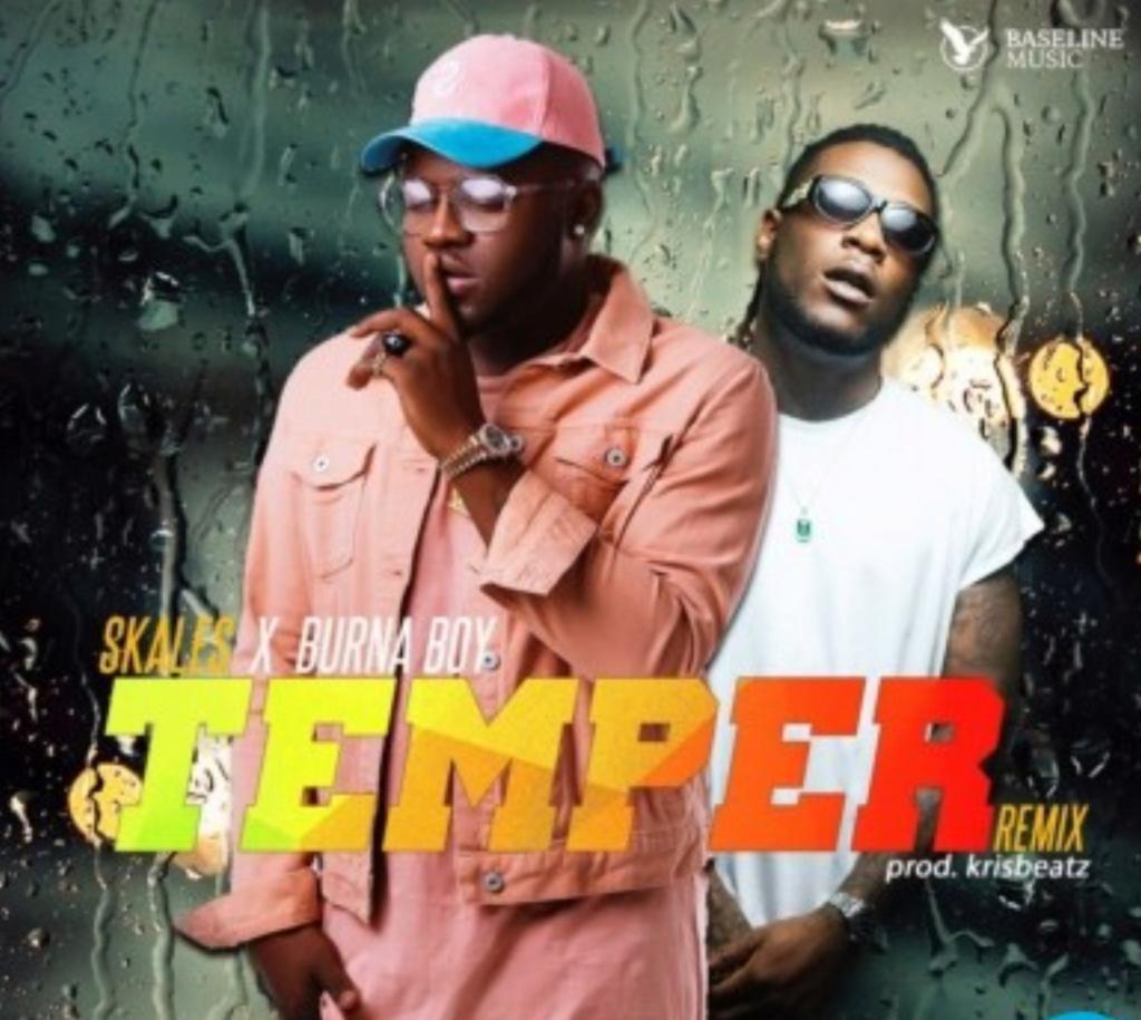 [INSTRUMENTAL] Skales – Temper (Remix)  ft. Burna Boy | Download Mp3 Insho564